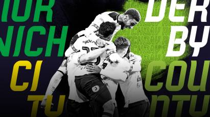 32Red Matchday Relived: Norwich City Vs Derby County (2018)