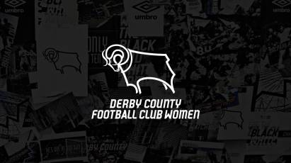 Derby County Football Club Women Announcement