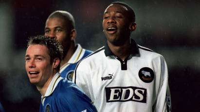 RamsTV Meets Relived: Wanchope On Joining Derby County In March 1997
