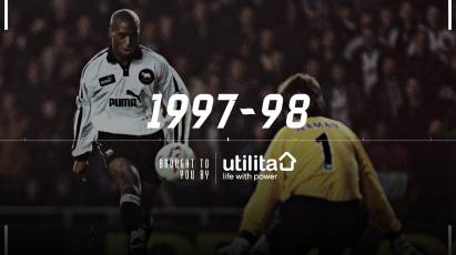 Utilita Season Relived: Derby County 1997/98
