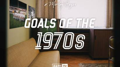 Morley Hayes Goals Of The Decades: 1970s