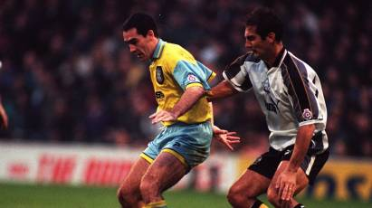 Snapshot In Time: Igor Stimac Makes His Baseball Ground Debut