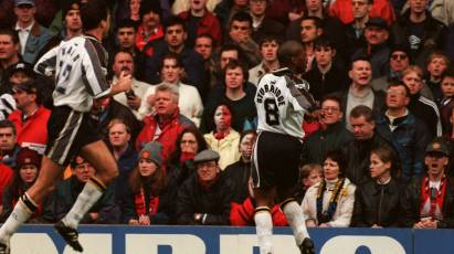 Snapshot In Time: Sturridge Scores In Memorable Manchester United Win