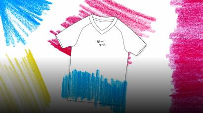 Design Your Own Umbro Derby County Shirt!