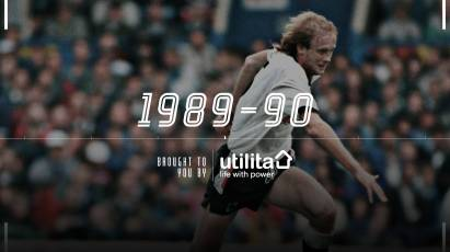 Utilita Season Relived: Derby County 1989/90