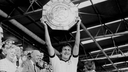 Snapshot In Time: Derby Lift The FA Charity Shield