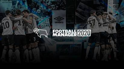Fancy Representing Derby County In A Football Manager Virtual Tournament? Now's Your Chance!
