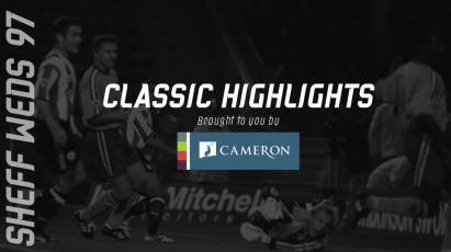 Cameron Homes Classic Highlights: Sheffield Wednesday Vs Derby County (1997)