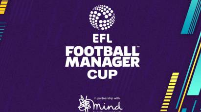 Paul Wilson To Represent Derby County In The EFL Football Manager Cup