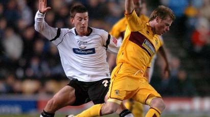 Ex-Player Interview: Jones Grateful For His Derby Experience