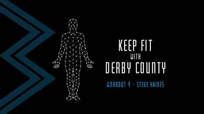 Stay Fit: Work Out With Derby's Head Of Fitness Steve Haines