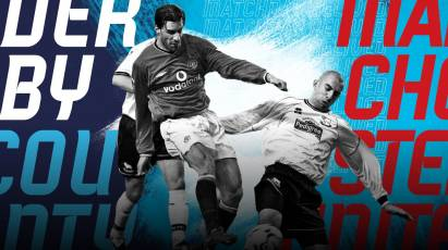 32Red Matchday Relived: Derby County vs. Manchester United (2002)