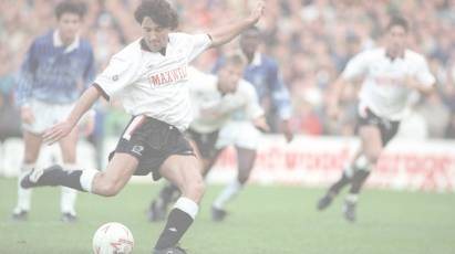 Best Derby County Goals: Dean Saunders