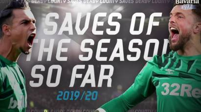 Best Derby County Saves Of The Season So Far