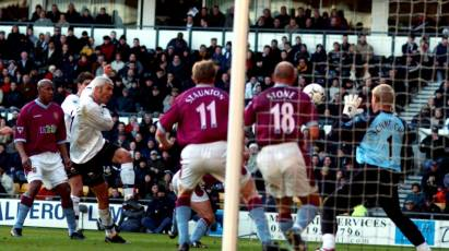 Snapshot In Time: Ravanelli On Target As Derby Defeat Aston Villa At Pride Park