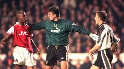 Snapshot In Time: Hoult Keeps Rowett And Wright Apart As Tempers Flare At Highbury