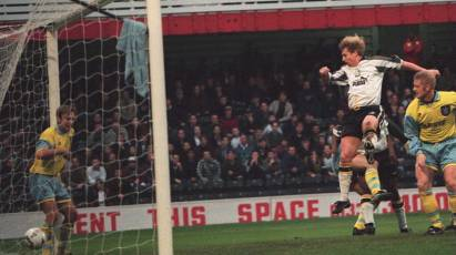 Snapshot In Time: Gabbiadini Gets Derby's Promotion Push Underway Against West Bromwich Albion