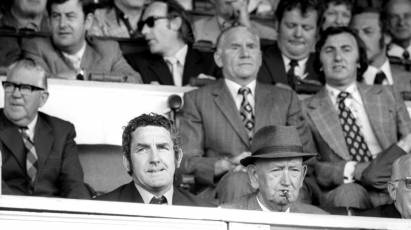 Snapshot In Time: Mackay Watches On From The Stands At The Baseball Ground