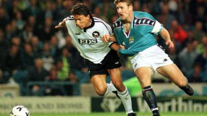Ex-Player Interview: Eranio Talks Being Pride Park's First Goalscorer His Admiration For Jim Smith And His Best Rams Goal