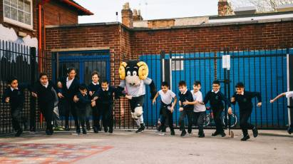 Thousands Of Children And Families Will Benefit From Derby County Community Trust's Joy Of Moving Home School Festival