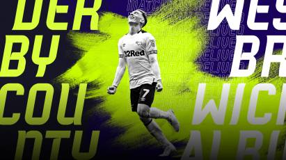 32Red Matchday Relived: Derby County vs. West Bromwich Albion (2019)