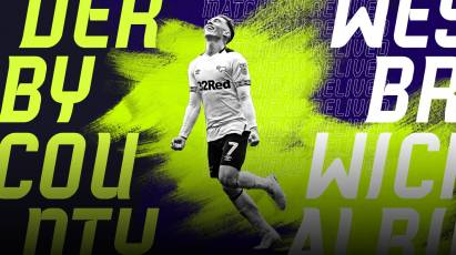 32Red Matchday Relived: Watch Derby's Final Day Clash Against WBA From Last Season At 3pm On Saturday
