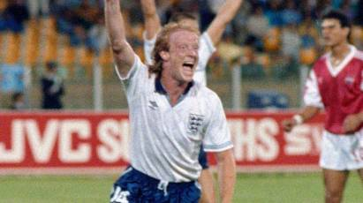 Wright Recalls The Moment He Made Derby County History At The 1990 World Cup