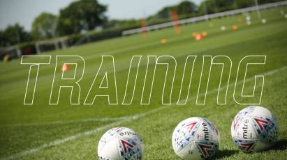 Derby's Players Return To Training At Moor Farm