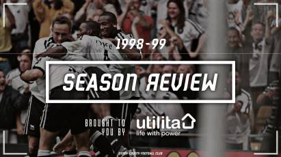 Utilita Season Relived: Derby County 1998-99