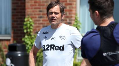 "Cocu: ""It's Great To See Each Other Again - But We Must Be Careful"""
