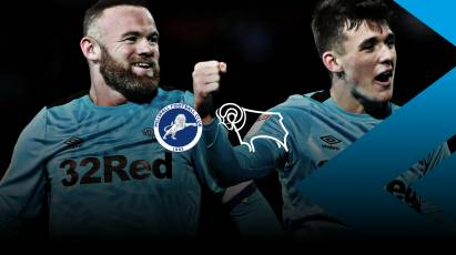Millwall Vs Derby County: Live On RamsTV Today - Log In Early So You Don't Miss Out!