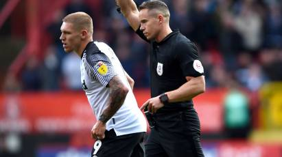 Ref Watch: Martin Appointed As Referee For Derby's Trip To Millwall