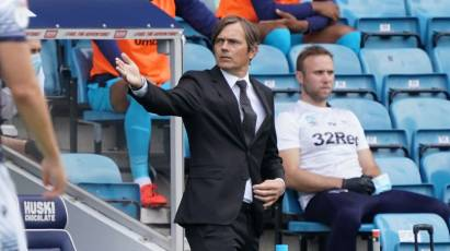 """Cocu: """"I Am Very Happy With The Result And Performance"""""""