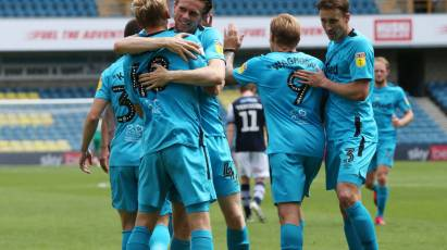 HIGHLIGHTS: Millwall 2-3 Derby County