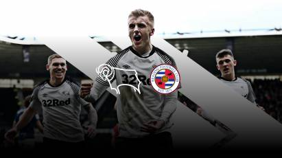 Watch From Home: Derby County Vs Reading Live On RamsTV On Saturday - Log-In Early To Avoid Missing Kick-Off