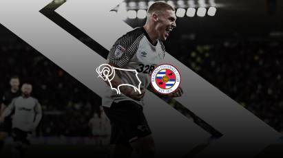 Watch From Home: Derby County Vs Reading Live On RamsTV Today - Login Early To Avoid Missing Kick-Off