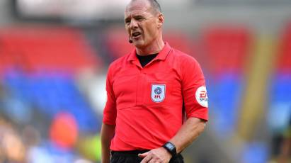 Ref Watch: Duncan The Man In The Middle For Derby's Meeting With Reading