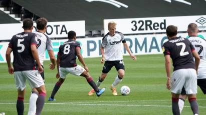 Watch The Full 90 Minutes As Derby Hosted Reading At Pride Park Stadium