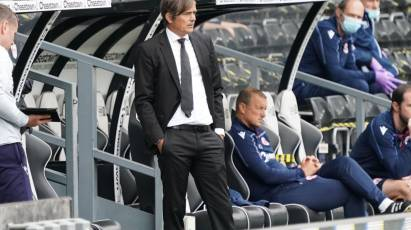 "Cocu: ""Don't Think About Anything Else, Focus On The Game"""