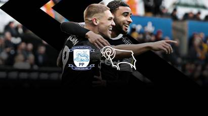 Watch From Home: Preston North End Vs Derby County Live On RamsTV - Please Note Important Information
