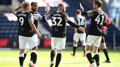 Rooney Strike Earns Rams' Fifth-Straight League Win