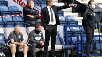 Cocu Insists Improving Derby Will 'Keep Fighting' Ahead Of Forest Clash