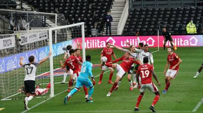 Highlights: Derby County 1-1 Nottingham Forest