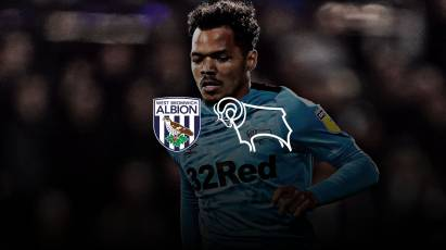 Watch From Home: West Bromwich Albion Vs Derby County Live On RamsTV - Please Note Important Information