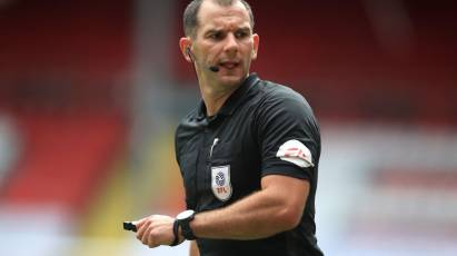 Ref Watch: Robinson The Man In The Middle For Derby's Game Against Brentford