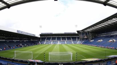 Derby Make One Change For West Bromwich Albion Clash