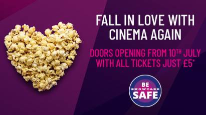Fall In Love With Cinema Again At Club Partner Showcase Cinema de Lux In Derby