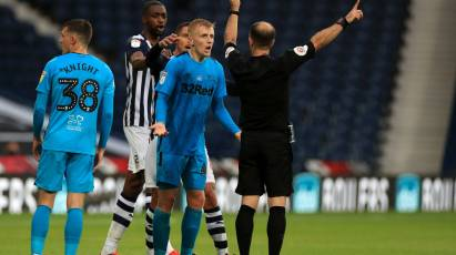 Sibley's West Bromwich Albion Red Card Rescinded