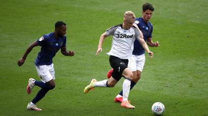HIGHLIGHTS: Derby County 1-3 Brentford