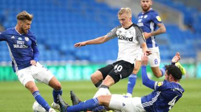 Rewatch Derby County's Midweek Trip To Cardiff City In Full